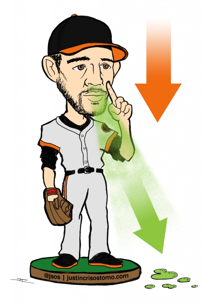 Madison Bumgarner Bobblehead by Jsos