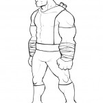 Daredevil basic inks