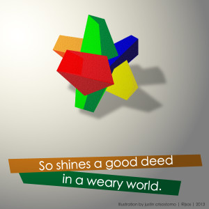 So-Shines-a-Good-Deed